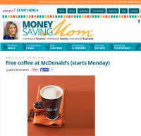 moneysavingmom.com screenshot