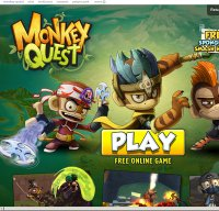 monkeyquest.com screenshot