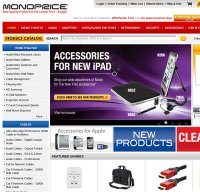 monoprice.com screenshot