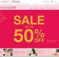monsoon.co.uk screenshot