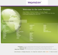 monster.com screenshot