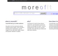 moreofit.com screenshot