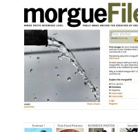 morguefile.com screenshot