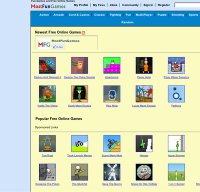 mostfungames.com screenshot