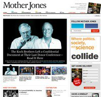 motherjones.com screenshot