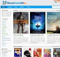 movieposterdb.com screenshot