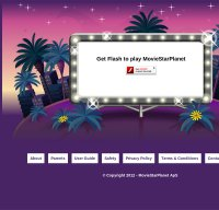 moviestarplanet.com screenshot