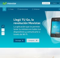 movistar.com.ar screenshot