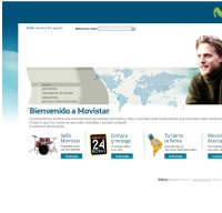 movistar.com screenshot