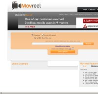 movreel.com screenshot