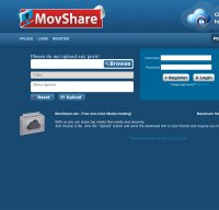 movshare.net screenshot
