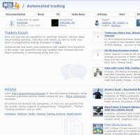 mql4.com screenshot