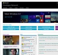 msdn.microsoft.com screenshot