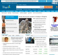 msn.com screenshot