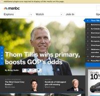 msnbc.com screenshot
