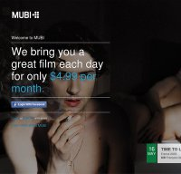 mubi.com screenshot