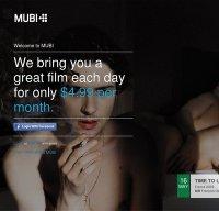 mubi.com screenshot