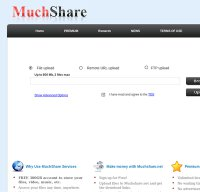 muchshare.net screenshot
