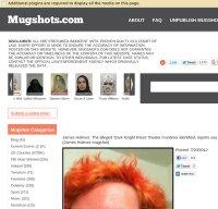 mugshots.com screenshot