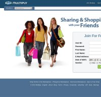 multiply.com screenshot