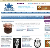 mumsnet.com screenshot