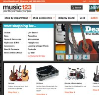 music123.com screenshot