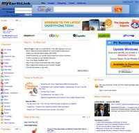 my.earthlink.net screenshot