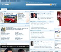 my.msn.com screenshot