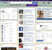 my.yahoo.com screenshot
