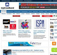 mybroadband.co.za screenshot