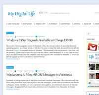 mydigitallife.info screenshot