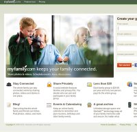 myfamily.com screenshot