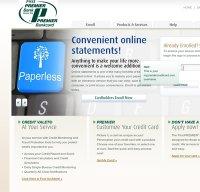 mypremiercreditcard.com screenshot
