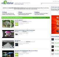 Myvidster Com Screenshot