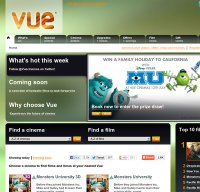 myvue.com screenshot