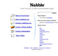 nabble.com screenshot