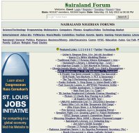 nairaland.com screenshot