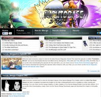 narutobase.net screenshot