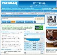 nasdaq.com screenshot