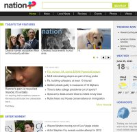 nation.com screenshot