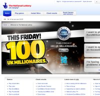 national-lottery.co.uk screenshot