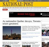 nationalpost.com screenshot
