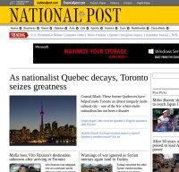 nationalpost.com screenshot