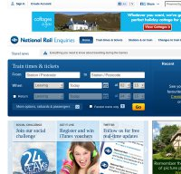 nationalrail.co.uk screenshot