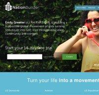 nationbuilder.com screenshot