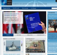 nato.int screenshot