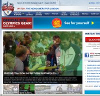 nbcolympics.com screenshot