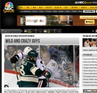 nbcsports.com screenshot