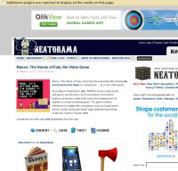neatorama.com screenshot