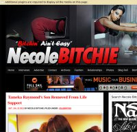 necolebitchie.com screenshot